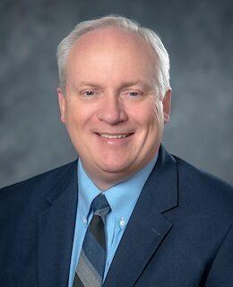 A Photo of: Jim Rademacher, M.D.